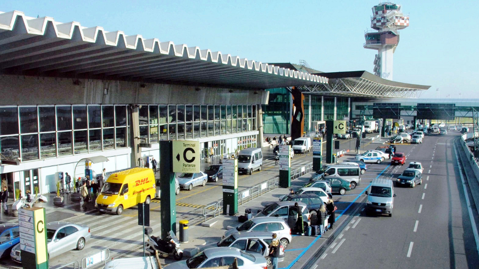 rome airport transfers