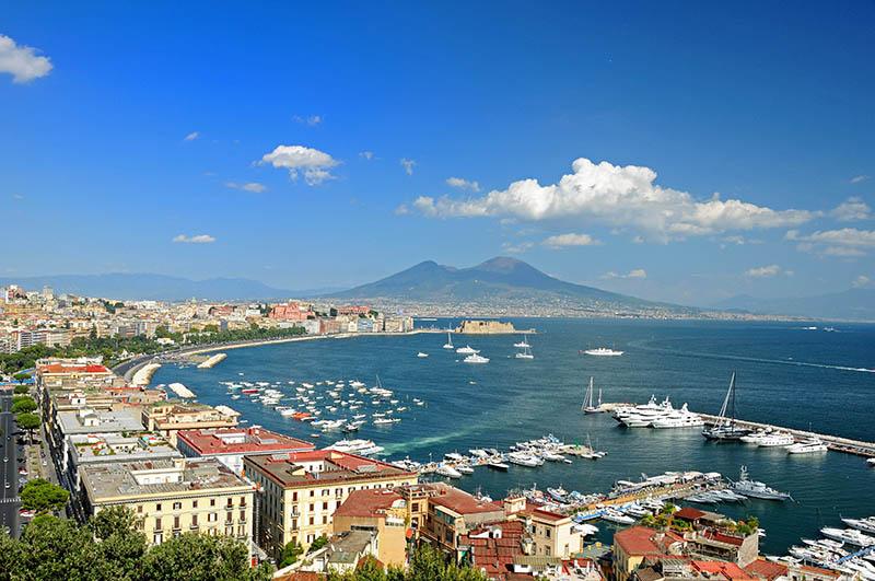 Naples Italy day tour